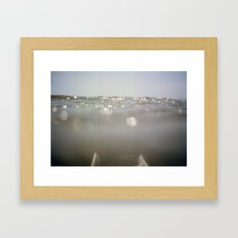 OceanSeries7 Framed Art Print