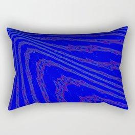 into the corner 6 Rectangular Pillow