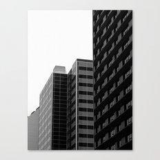 Corners Canvas Print