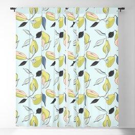 Pears garden Blackout Curtain