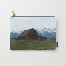 Mormon Row Iconic Barn Carry-All Pouch