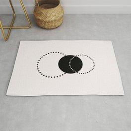 Geometric print - Shapes 001 Rug