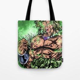 Legendary Super Saiyan Tote Bag