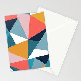 Modern Geometric 35 Stationery Cards