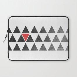 Crimson Triad Laptop Sleeve