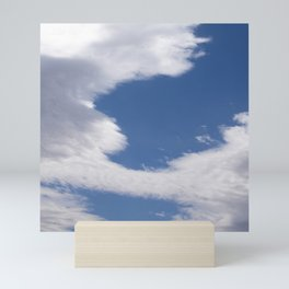 Beautiful Sky, Magical Clouds Mini Art Print