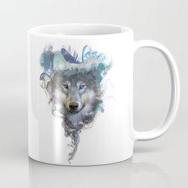 Wolf - Spirit Animal Coffee Mug