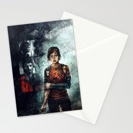 The Last of Us - Ellie Stationery Cards