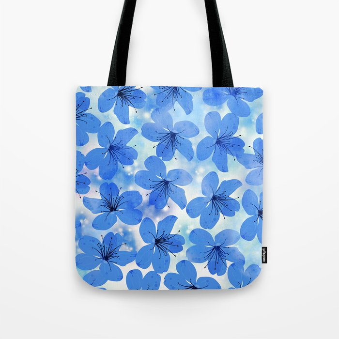 Floral Pattern A Tote Bag