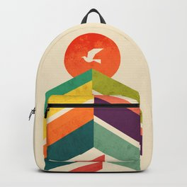 Lingering Mountains Backpack