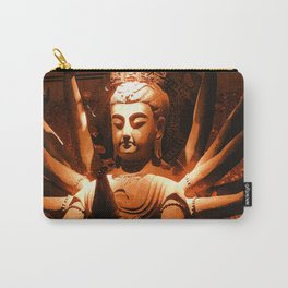durga, indian goddess Carry-All Pouch
