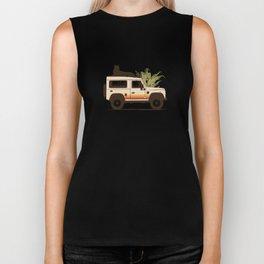 Black Panther on Car Biker Tank