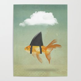 Brilliant DISGUISE - UNDER A CLOUD Poster