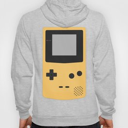 Gameboy Colour Yellow Hoody
