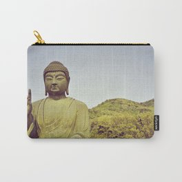 Mountain Buddha Carry-All Pouch
