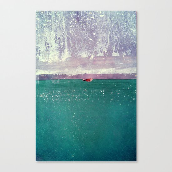 acqua Canvas Print