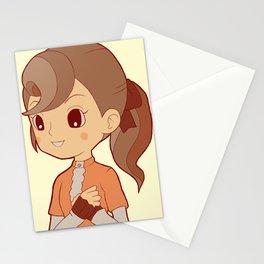 Flora Reinhold Stationery Cards