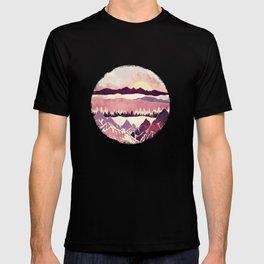 Burgundy Hills T-shirt