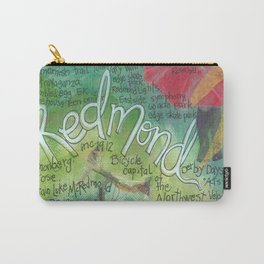 Redmond, Washington Carry-All Pouch