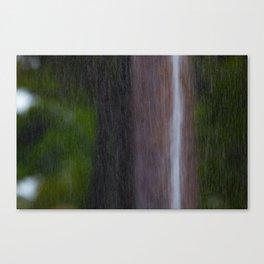 Green Sureal Canvas Print