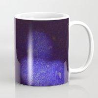 shadow Mugs featuring Shadow by Miamaria Oedegaard