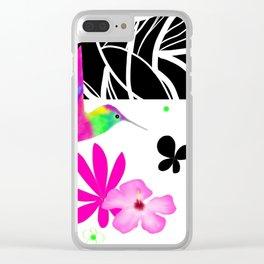 Naturshka 43 Clear iPhone Case