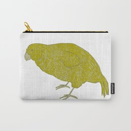 Kakapo Says Hello! Carry-All Pouch