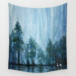 Florida Springs Wall Tapestry