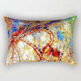 Dragon Flies 2 Rectangular Pillow