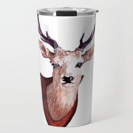 Stags Head Travel Mug