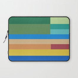 Color Stripes II Laptop Sleeve