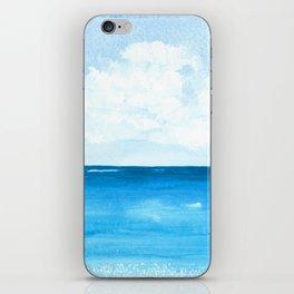 Elena's Ocean iPhone Skin