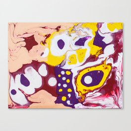 Royal Spawn Canvas Print