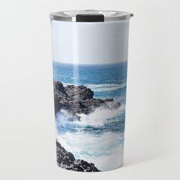 Crashing Surf Travel Mug