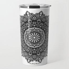 Mandala 40 Travel Mug