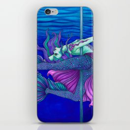 Pole Stars - PISCES iPhone Skin
