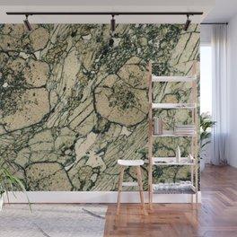 Garnet Crystals Wall Mural
