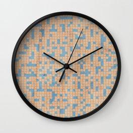 antidote pattern Wall Clock