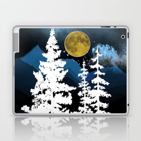 Full Moon Rising II Laptop & iPad Skin