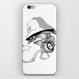 Life, Hip-Hop is! iPhone Skin