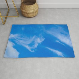 Man in the Clouds Rug