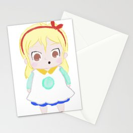 Exia Fangirl Stationery Cards