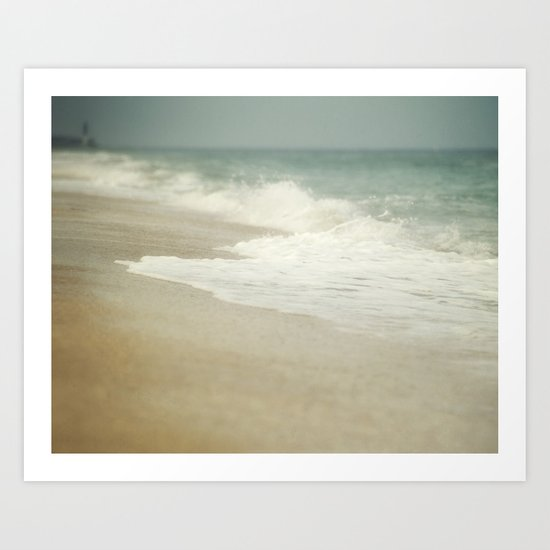 Beach Dream Art Print