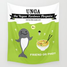 Friend or Pho? Wall Tapestry