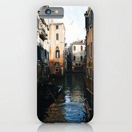 Venice Canal iPhone Case