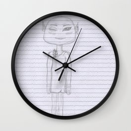 Tuko Wall Clock
