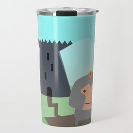 Shining Knights - The Warrior Travel Mug