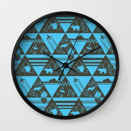 tamed Wall Clock