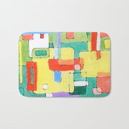 Cocktails in the City Bath Mat