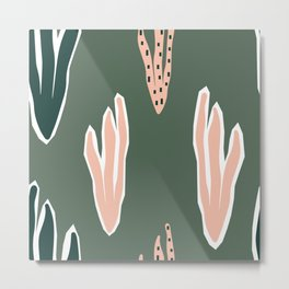 Modern Art Seaside MAS8 Metal Print
